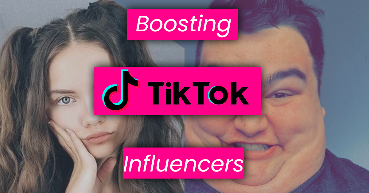 How Fanbytes works with TikTok Influencers