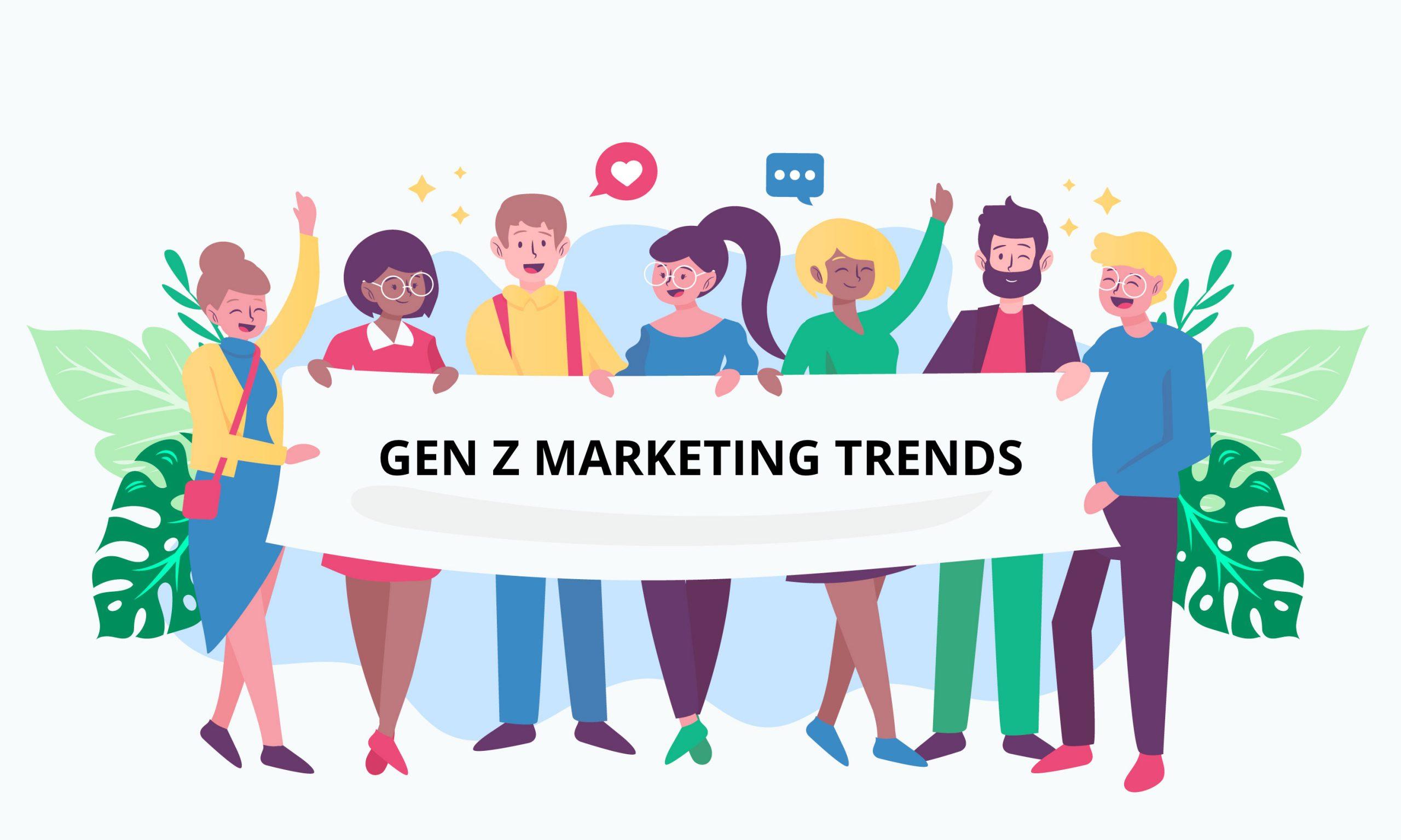 Top 5 Surprising Gen Z Marketing Trends in 2020