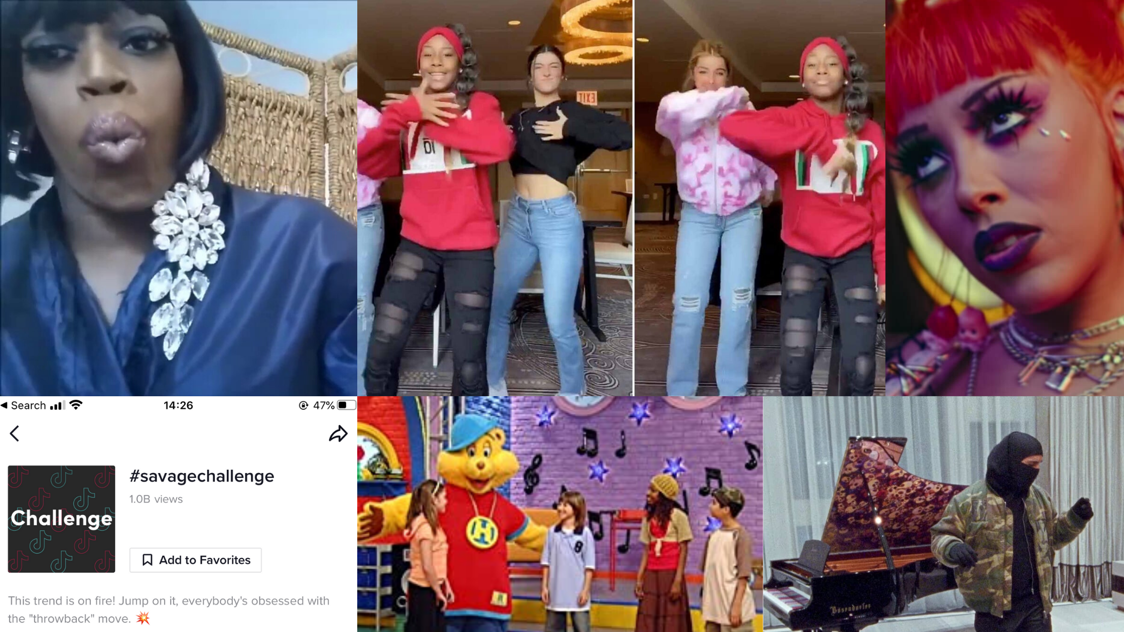 3 Things You Didn't Realise Originated From Black Culture On TikTok