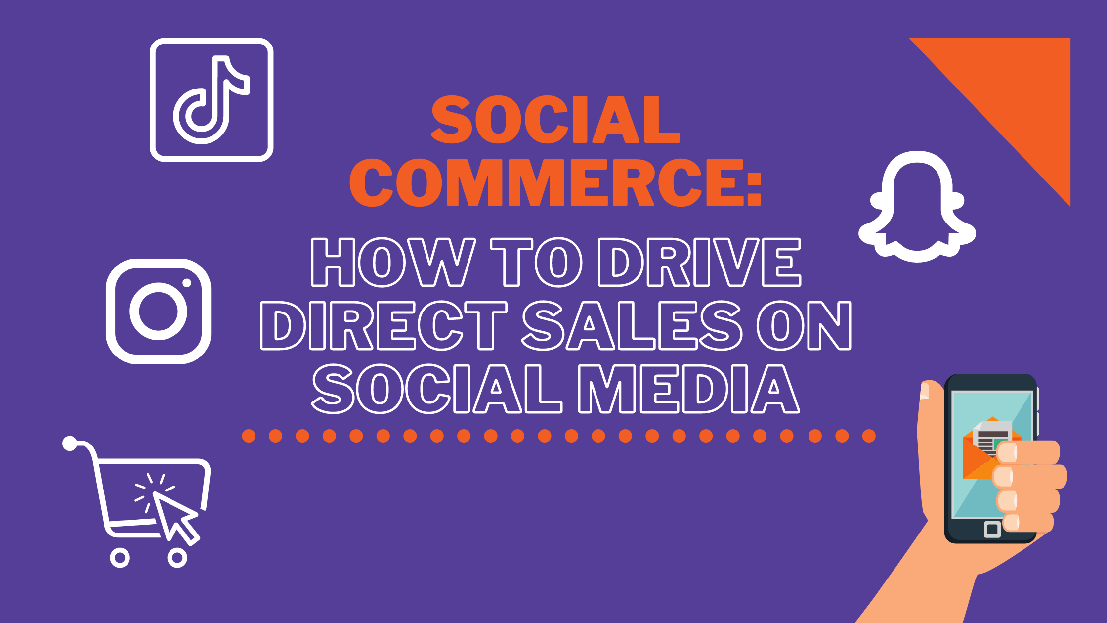 Social Commerce: How to Drive Direct Sales On Social Media
