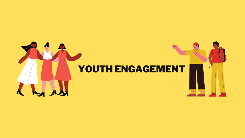 youth engagement on tiktok