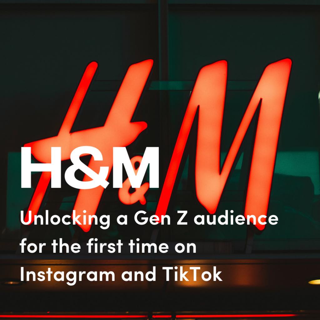 Case Study: H&M 2021