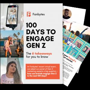Event Takeaways: 100 Days to Engage Gen Z