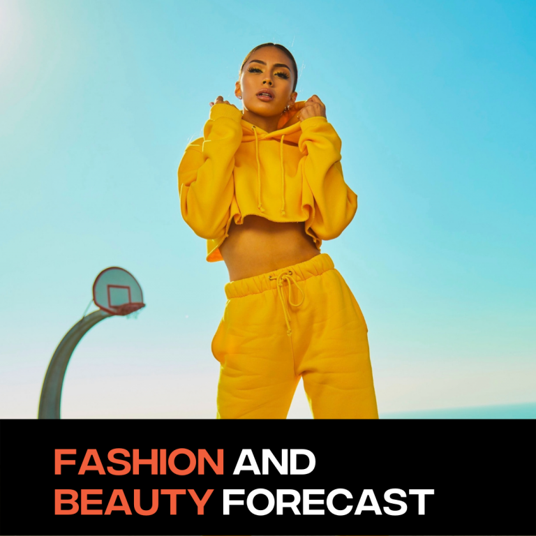 Fashion & beauty tiktok newsletter