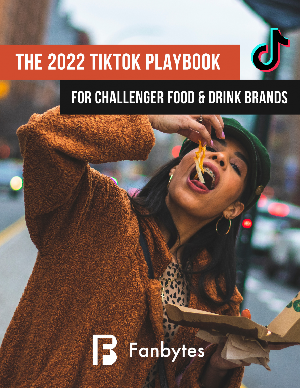 2022 TikTok Playbook for Food and Drink Brands