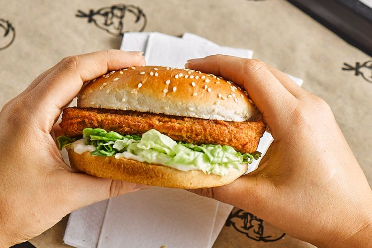 KFC-Vegan-Burger-2